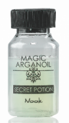 Ампули за моментна реконструкция - Nook Magic ArganOil Secret Potion 1 бр - 10 мл
