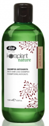 Шампоан против косопад - Lisap Keraplant Nature Anti-Hairloss Shampoo 1000 мл