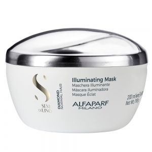 Маска за блясък -  Alfaparf Illuminating Diamond Mask 200 мл.
