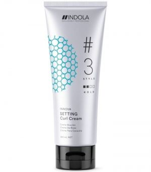 Крем за къдрици Indola Innova Setting Curl Cream 200 ml