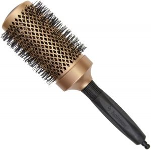 "Четка за изсушаване - Hairway Ceramic Brush ""Gold Ceramic & Ionic"" 53 мм"