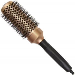 "Четка за изсушаване - Hairway Ceramic Brush ""Gold Ceramic & Ionic"" 43 мм"