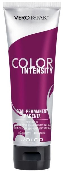 Интензивен пигмент магента - Joico Vero K-Pak Color Intensity Semi-Permanent Color Pewter  Magenta 118 мл